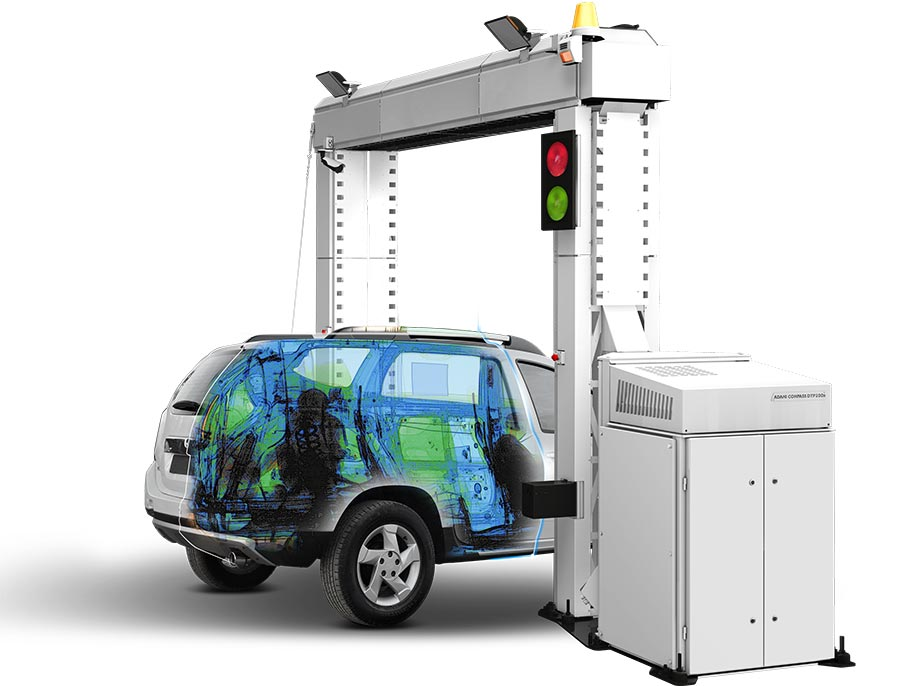 Dtp Cargo And Vehicle X Ray Inspection Apple Scientific